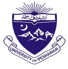 University Of Peshawar Admissions Notice of MA/MSc. (Previous/ Final) for the Annual Examination 2018