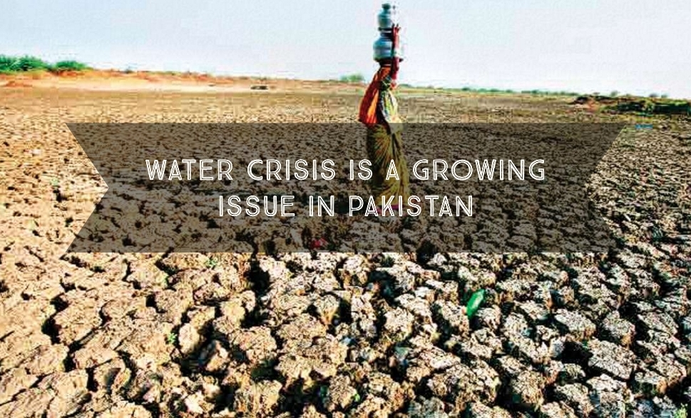 Water Crisis is a Big Issue in Pakistan