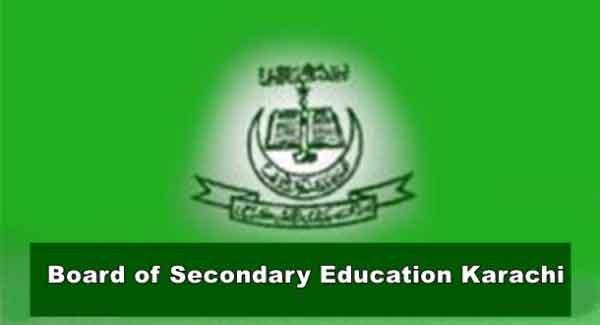 BSEK Karachi Board announces Matric exam form schedule 2020