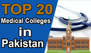 Top and the Best Private Medical Colleges in Pakistan