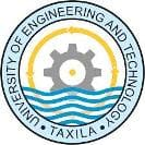 UNIVERSITY OF ENGINEERING &  TECHNOLOGY, TAXILA