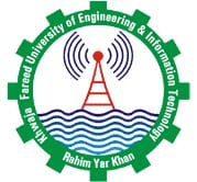 KHAWAJA FAREED UNIVERSITY OF ENGINEERING & INFORMATION TECHNOLOGY