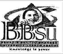 Benazir Bhutto Shaheed University, Lyari