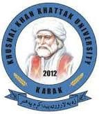KHUSHAL KHAN KHATTAK UNIVERSITY