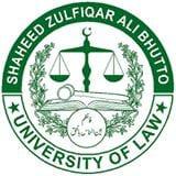 SHAHEED ZULFIQAR ALI BHUTTO, UNIVERSITY OF LAW, CLIFTON