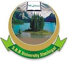 SHAHEED BENAZIR BHUTTO UNIVERSITY, Sheringal