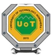 UNIVERSITY OF TECHNOLOGY, Nowshera